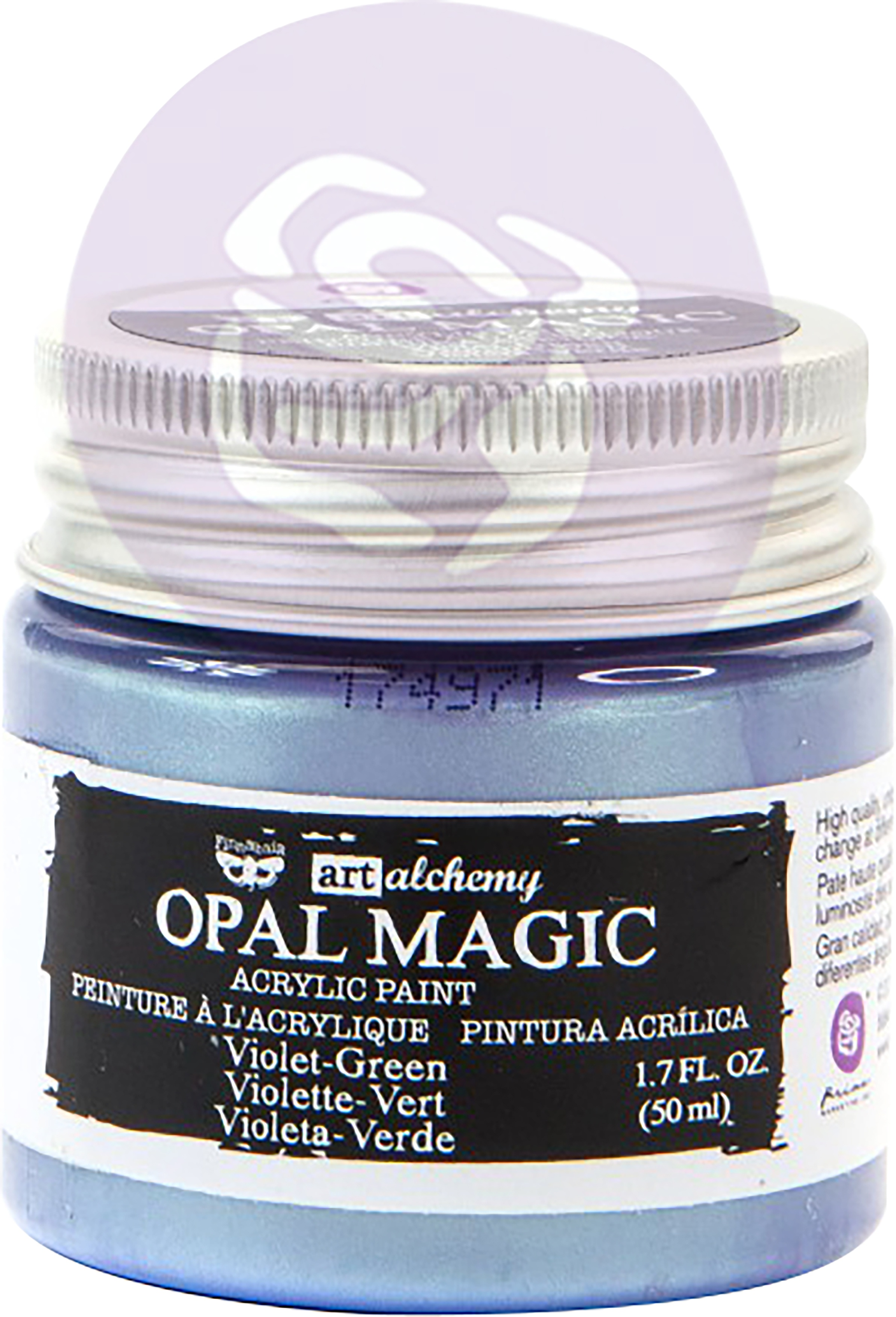 Opal Magic - Violet/Green