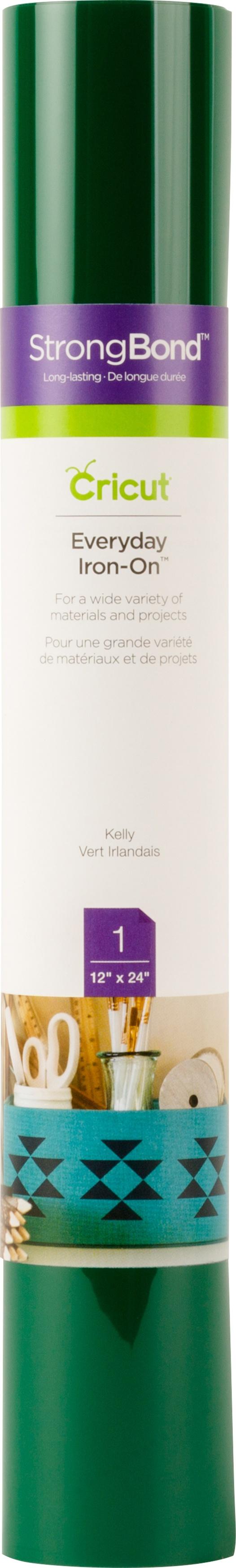 Cricut Everyday Iron-On Vinyl 12X24 Roll-Kelly