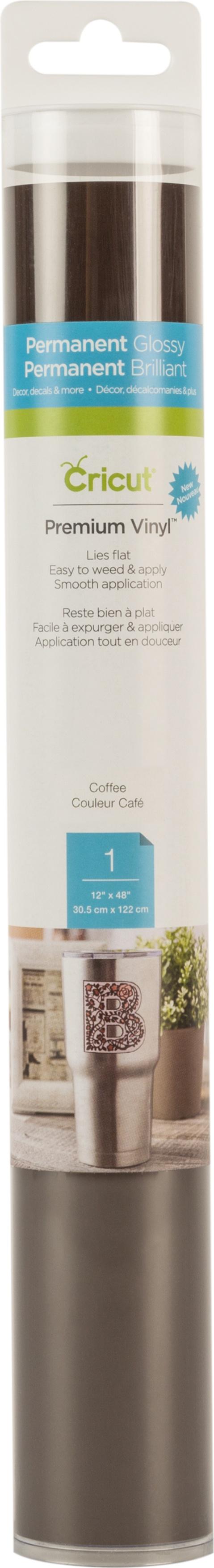 COFFEE    -CRICUT VINYL 12X48