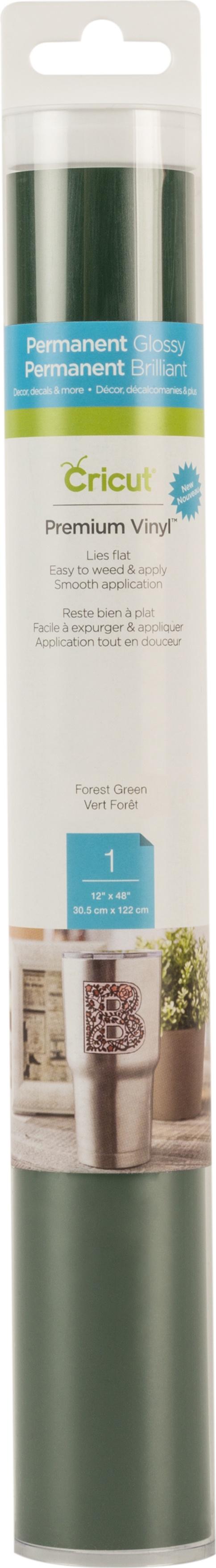 FOREST GRN-CRICUT VINYL 12X48