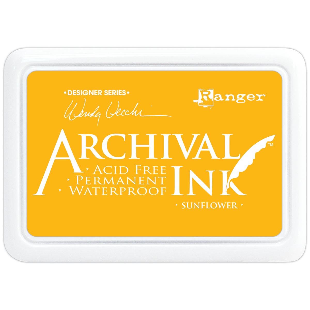 Archival Ink - Sunflower