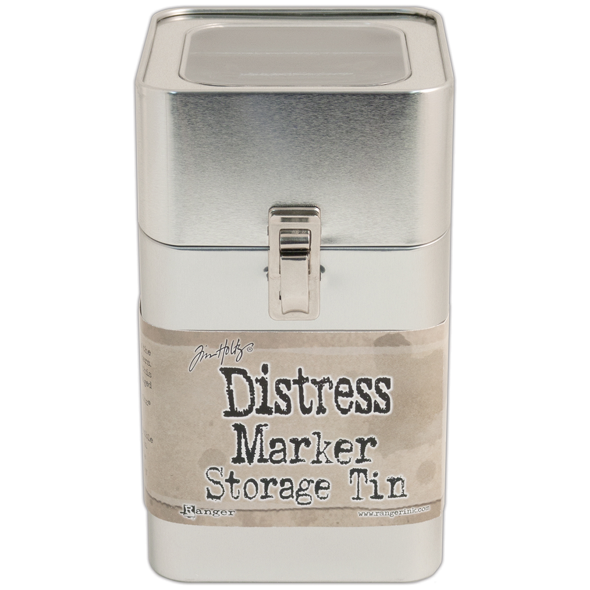 Tim Holtz?  Distress Tin (Empty NO Markers)