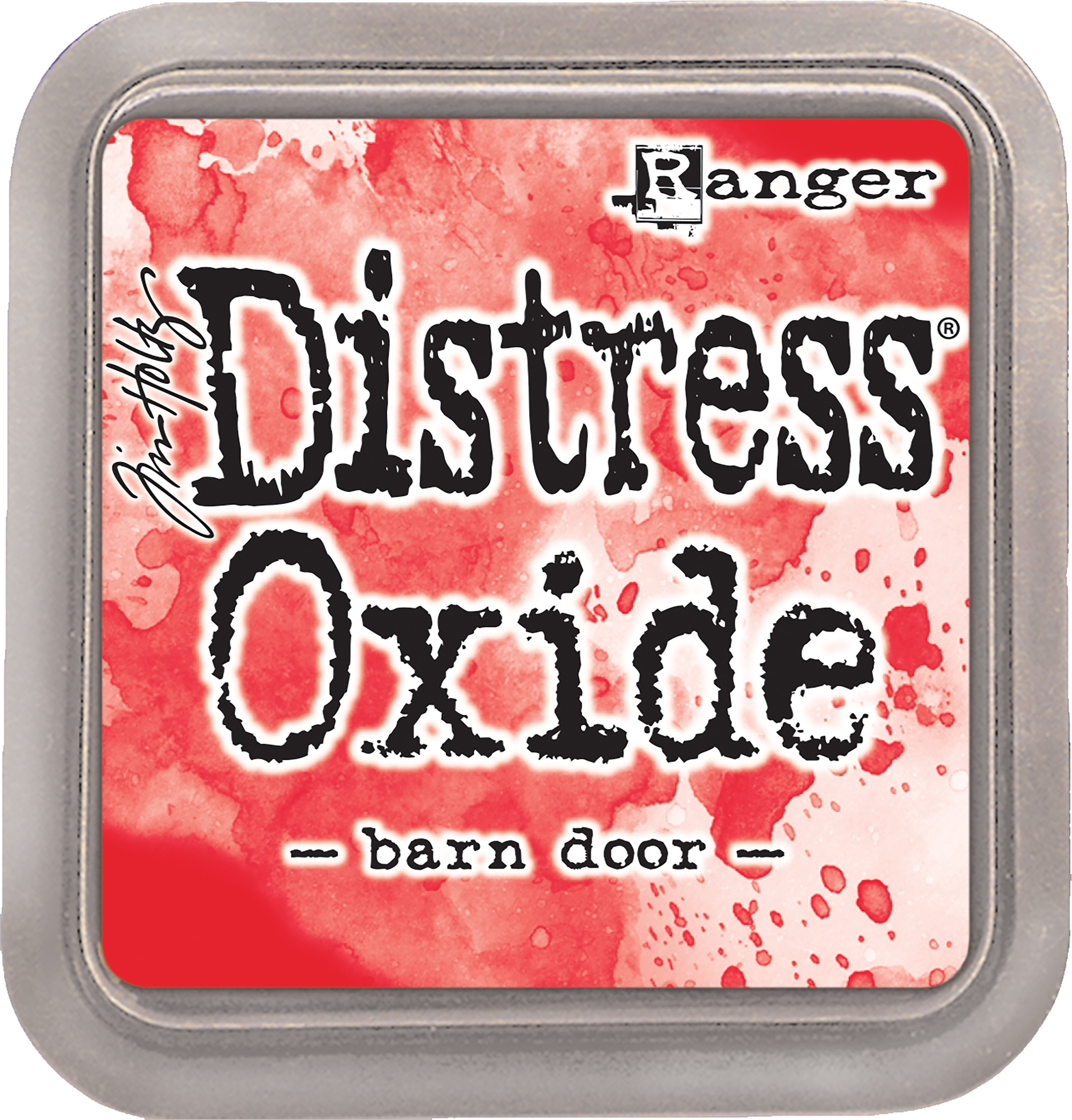 Tim Holtz Distress Oxides Ink Pad-Barn Door