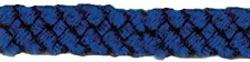 Bonnie Macrame Craft Cord 4mmX50yd-Royal