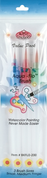 AQUA FLO BRUSHES
