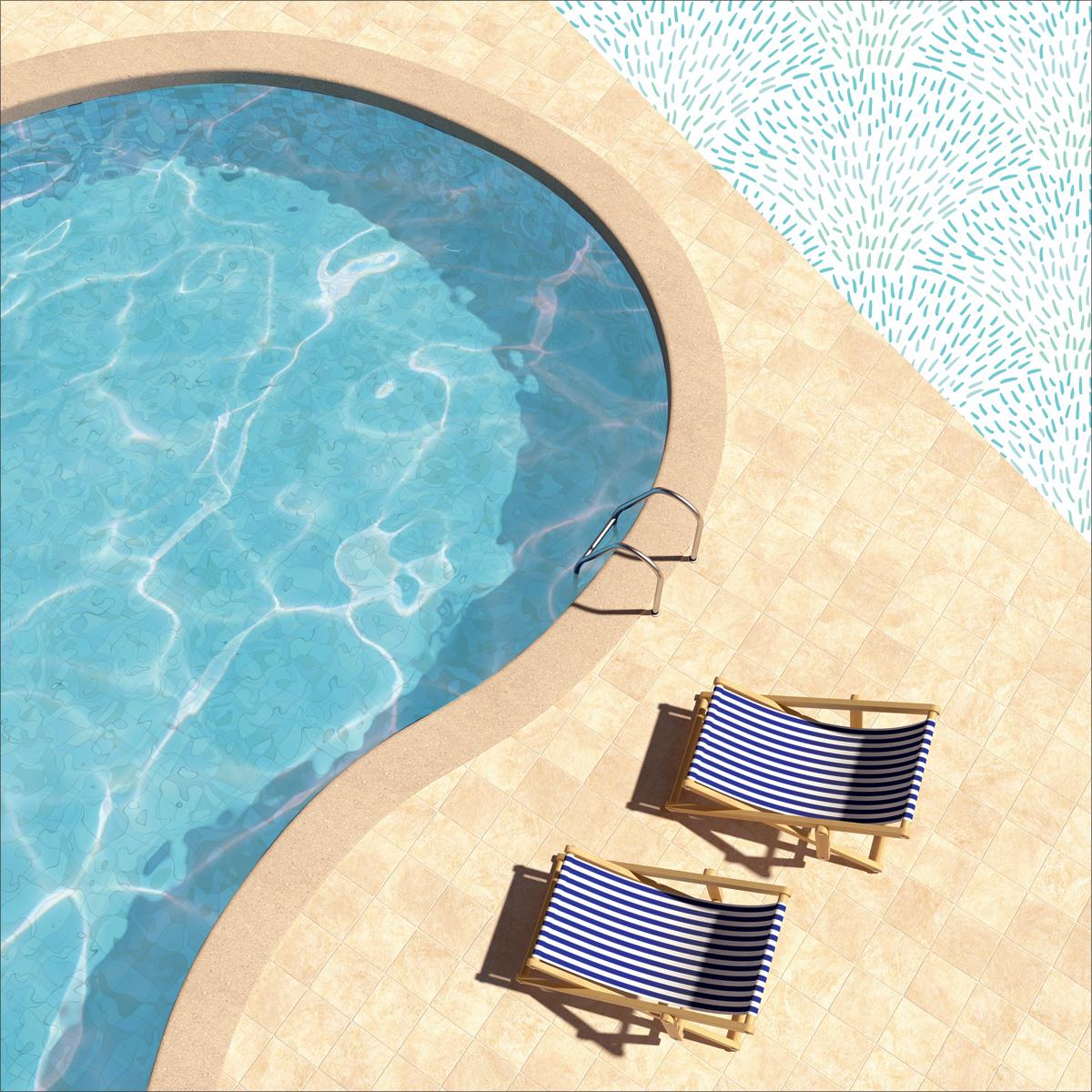 Poolside -Summer Splsh Papr12
