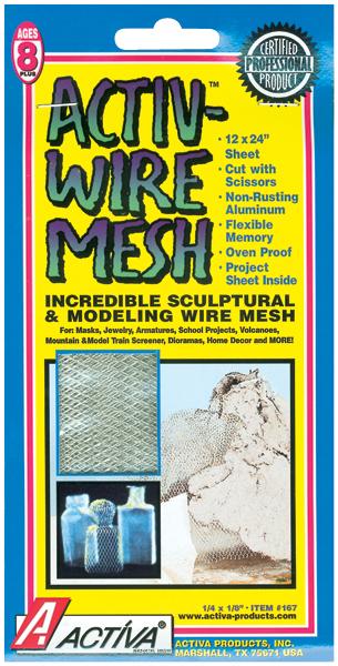 Activ-Wire Mesh 12X24-