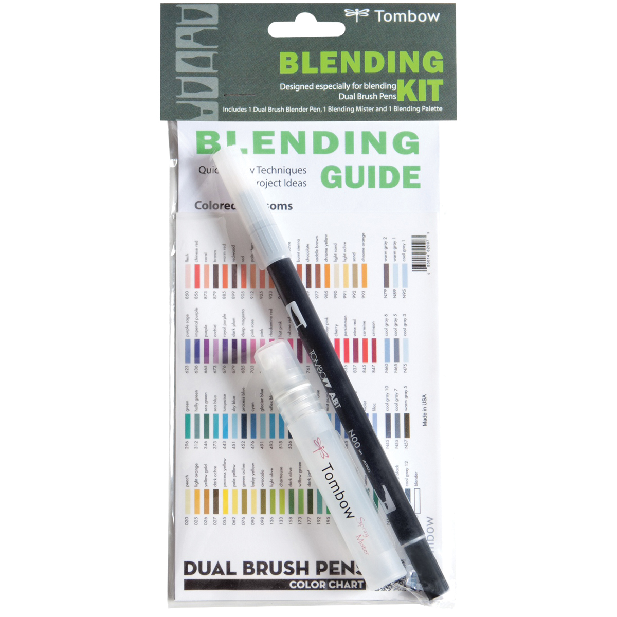 Tombow Blending Kit-
