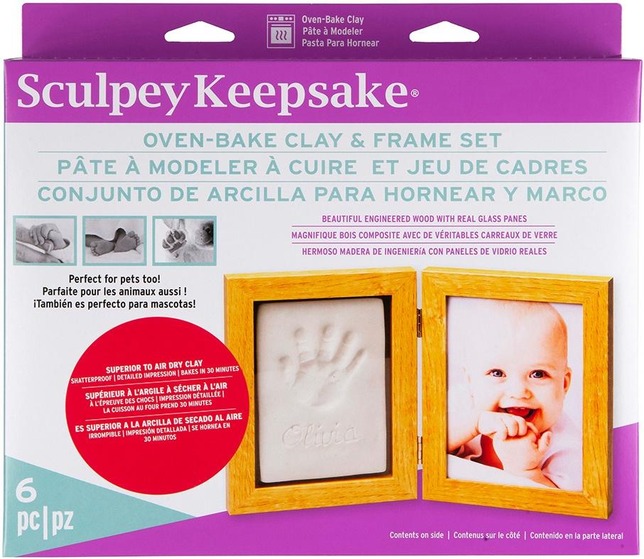 Sculpey Keepsake Kit-Frame