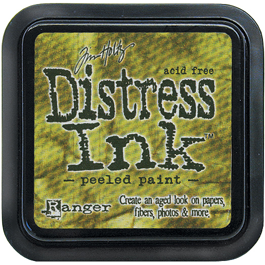 Tim Holtz Distress Ink Pad-Peeled Paint