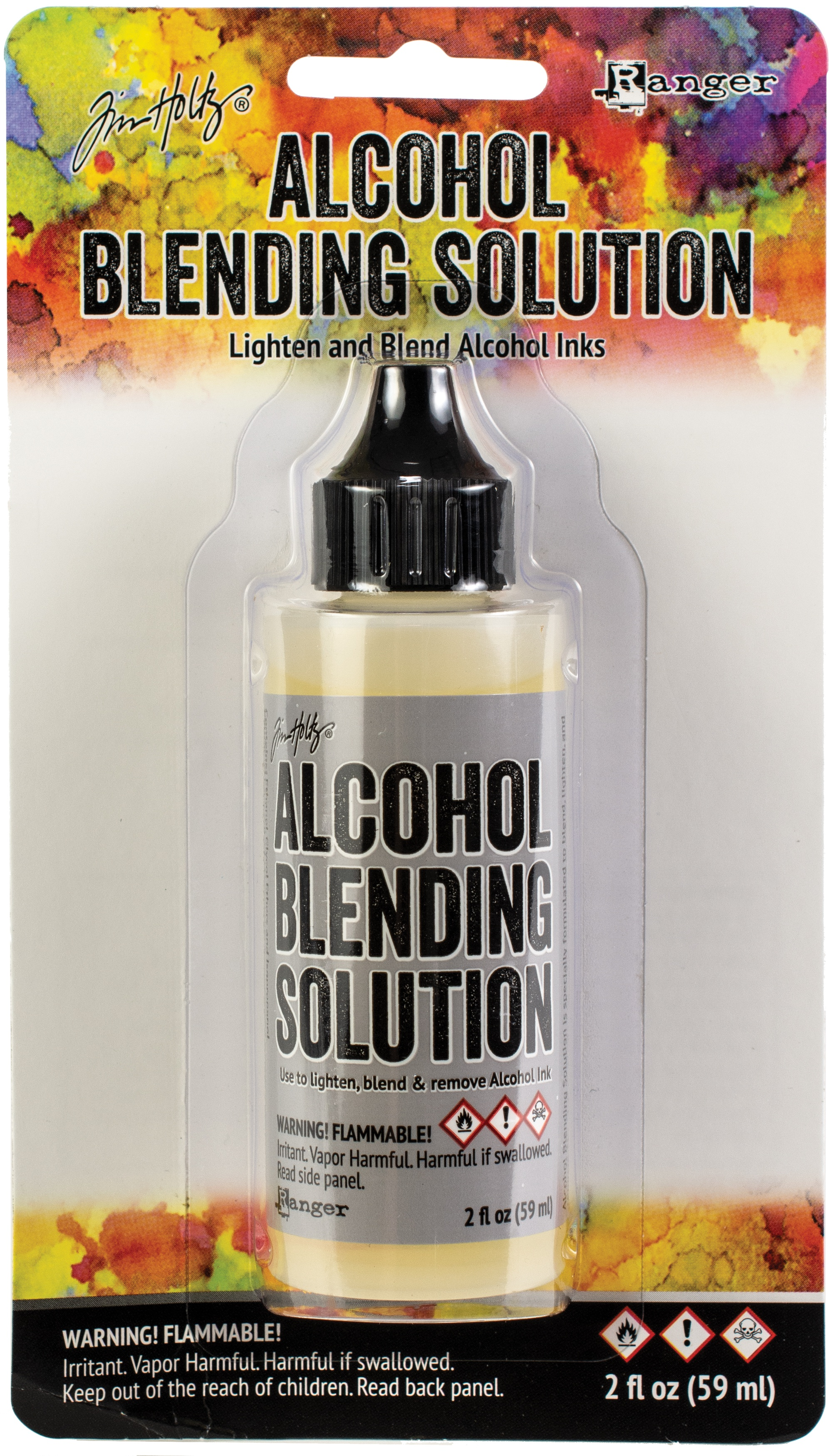 Tim Holtz Alcohol Ink Blending Solution 2oz-