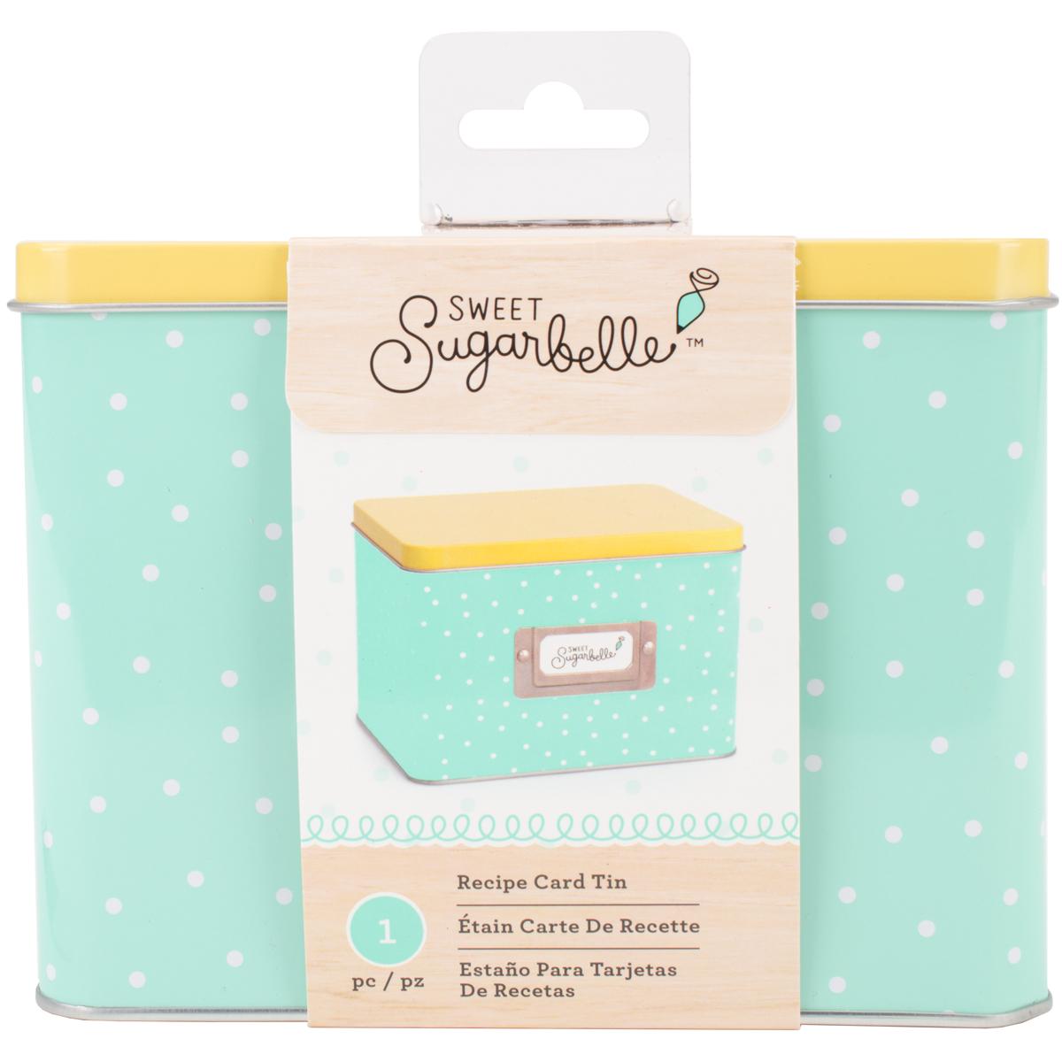 Sweet Sugarbelle Recipe Card Box-