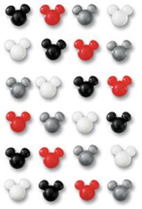 Disney Sticky Brads-Mickey