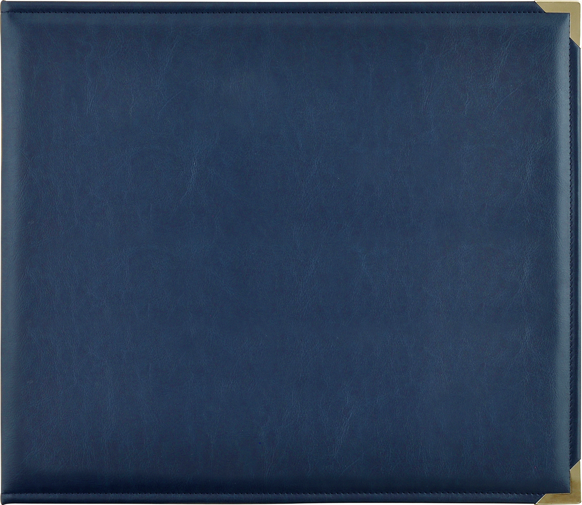 Kaisercraft Leather D-Ring Album 12X12-Navy