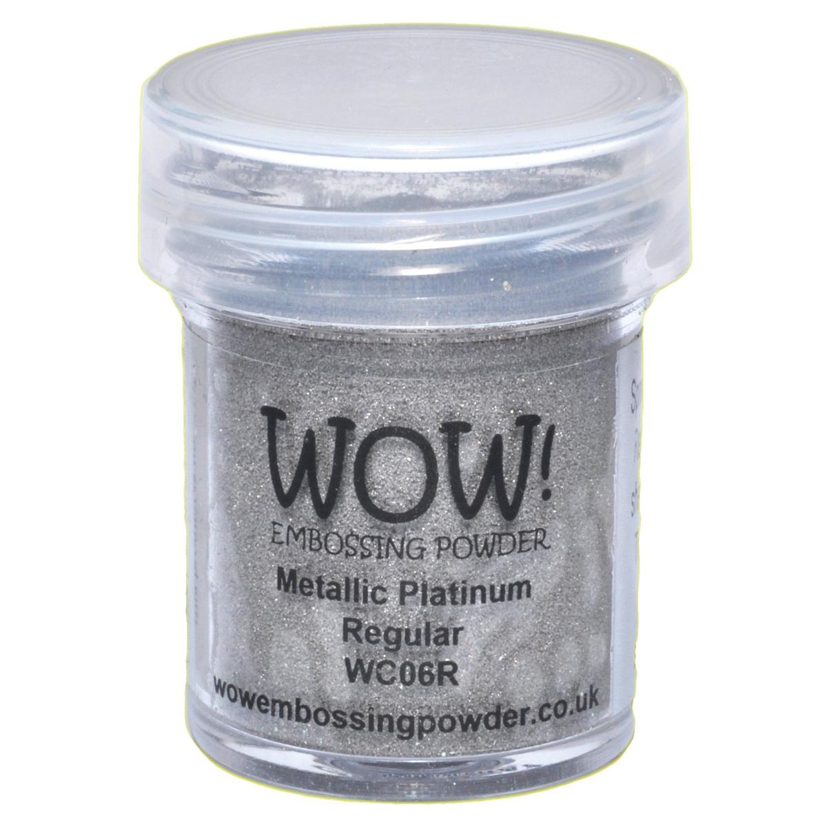 WOW Metallic Platinum Reg
