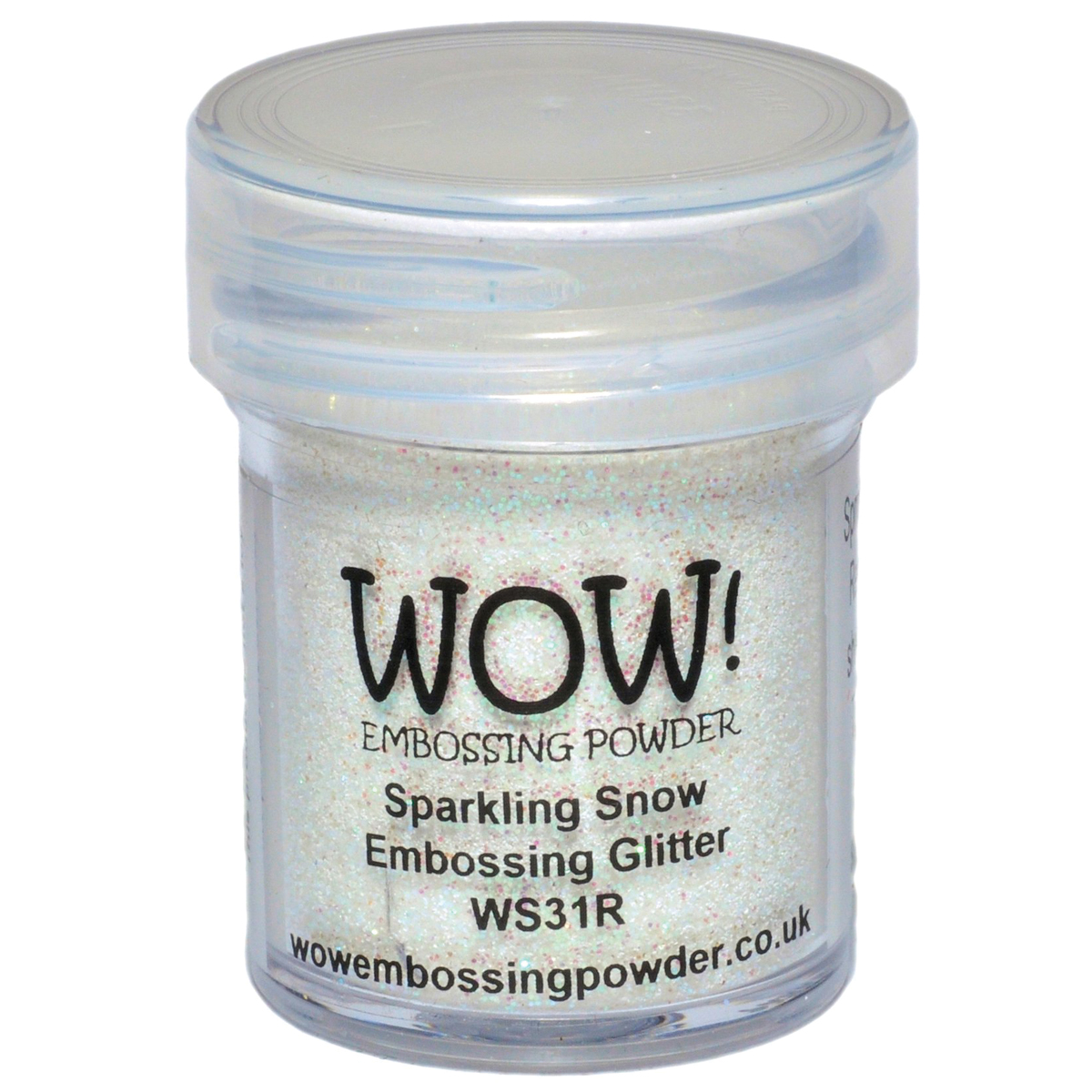 WOW Embossing Glitter - Sparkling Snow