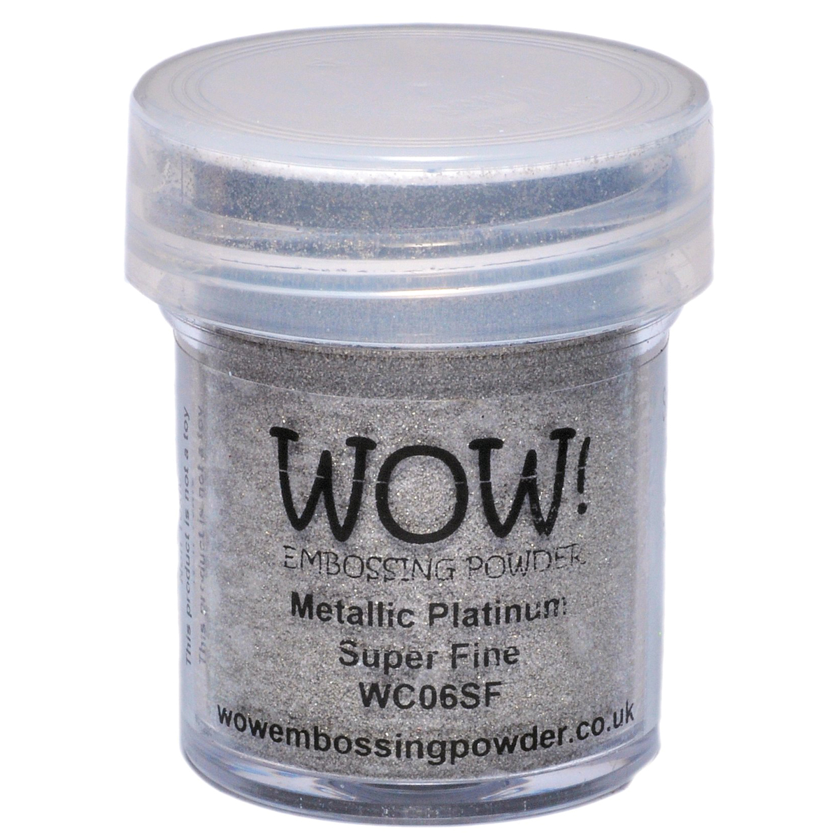 WOW! Embossing Powder Super Fine 15ml-Primary Apple Red