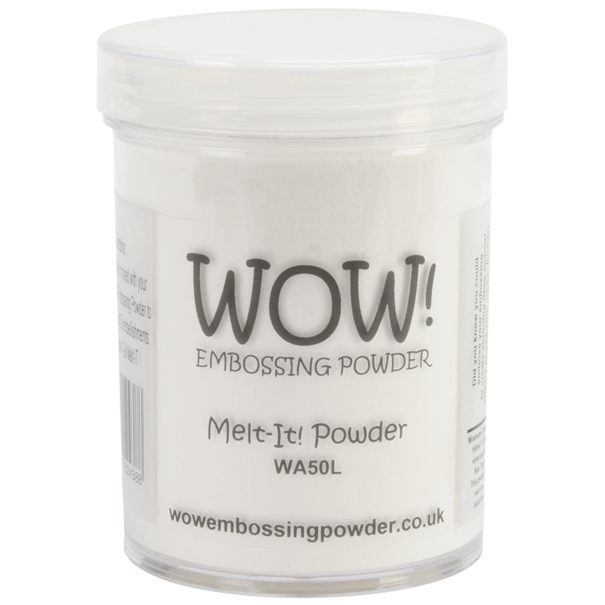 WOW! Embossing Melt-It Powder 160ml-