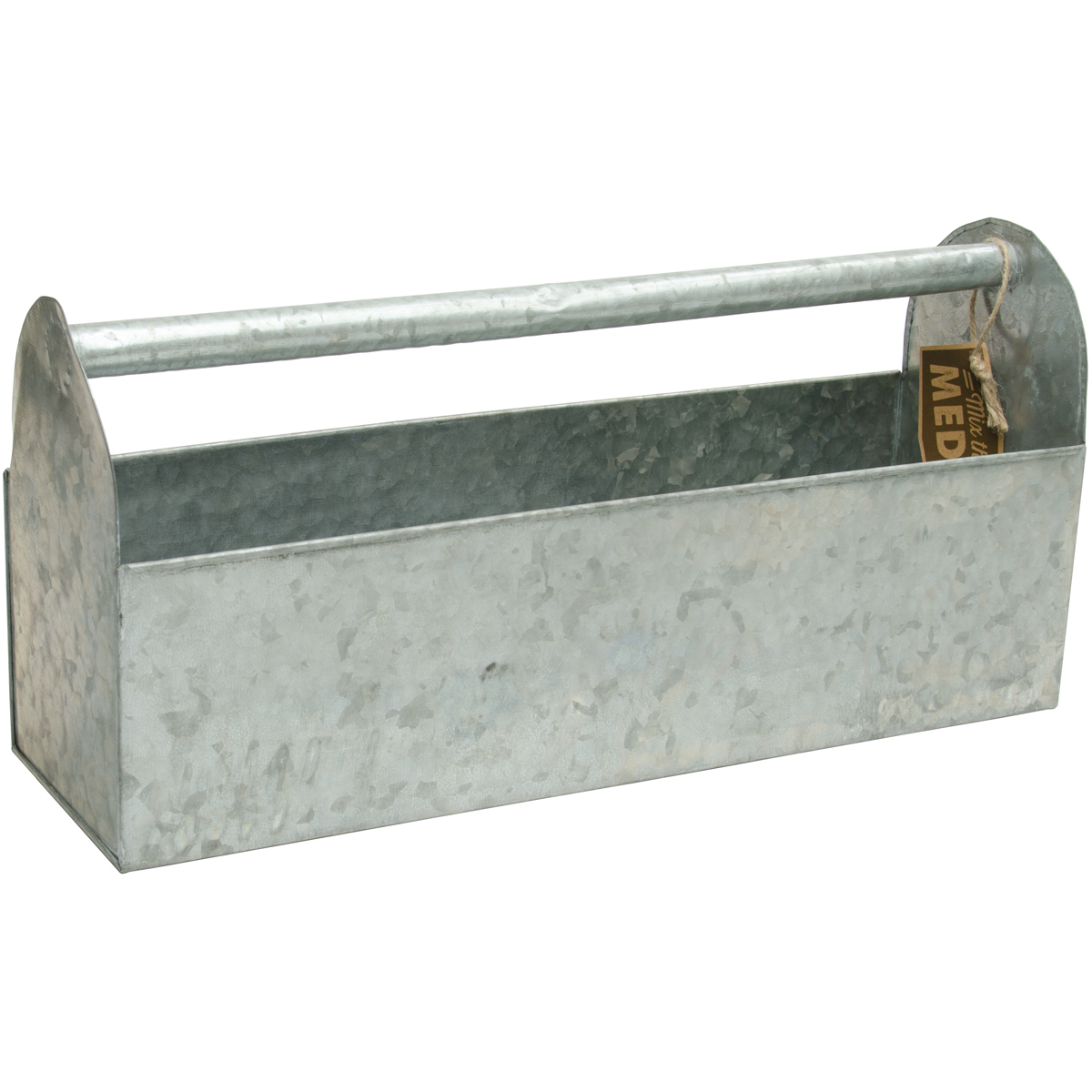 Galvanized Tool Box Large