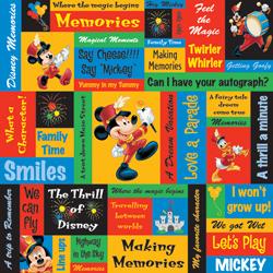 MICK PHRAS-DISNEY PAPER 12X12
