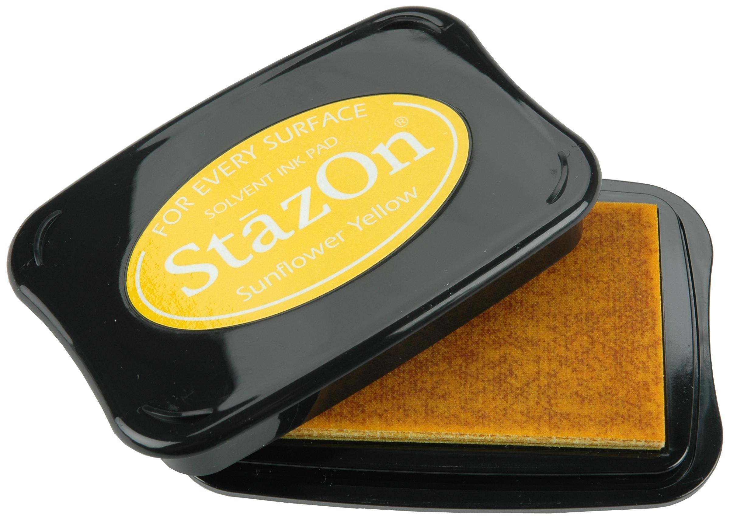 StazOn Inker Sunflower Yellow