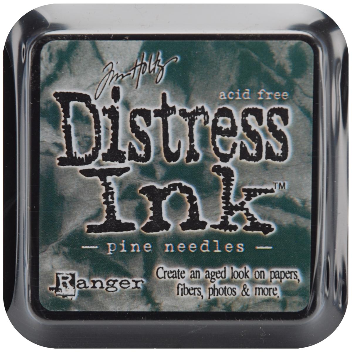 DISTRESS INKPAD PINE NEEDLES