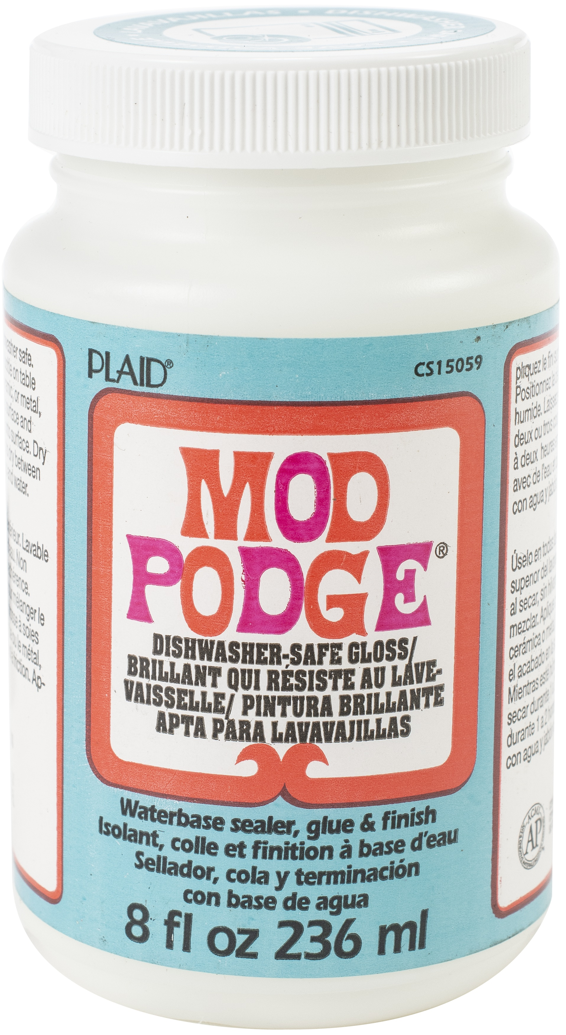 Mod Podge Dishwasher Safe-8oz