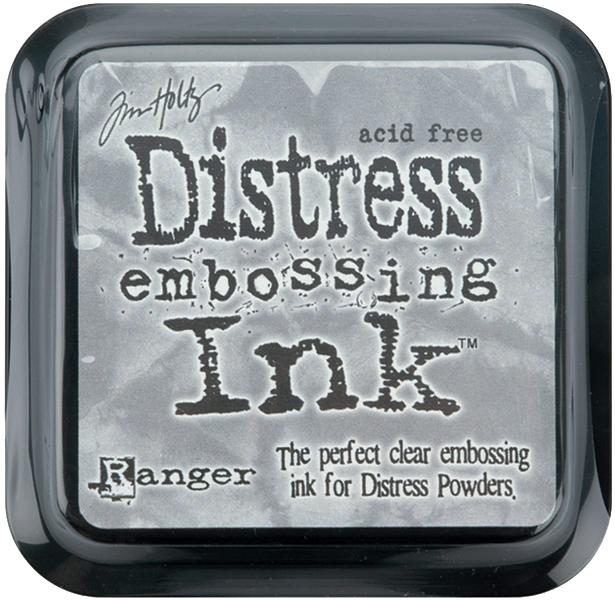 Tim Holtz Distress Embossing Ink Pad-