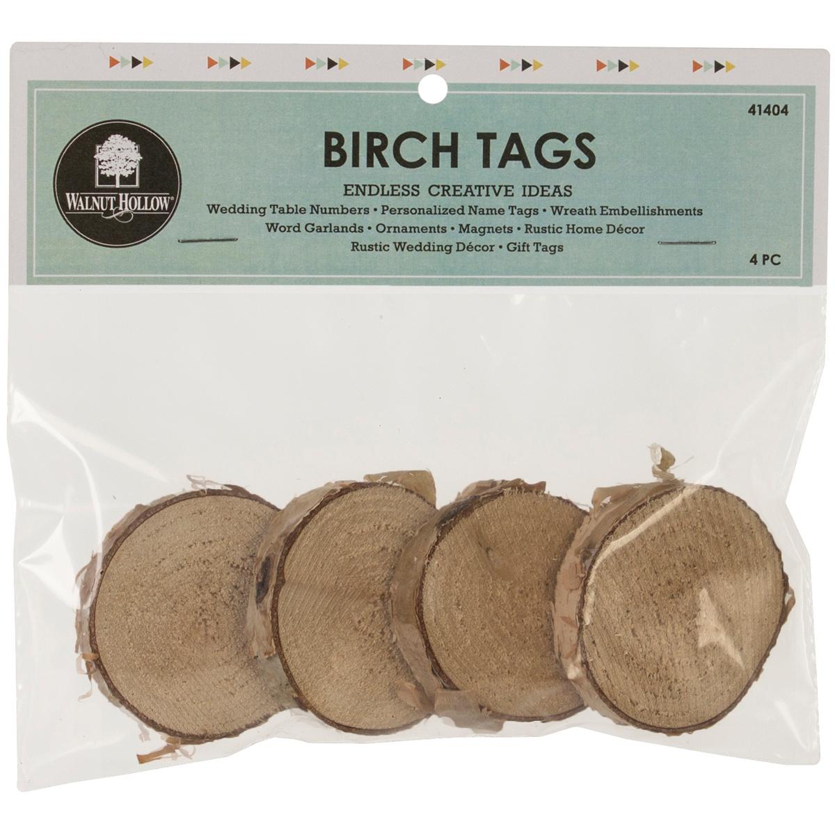 Birch Tags