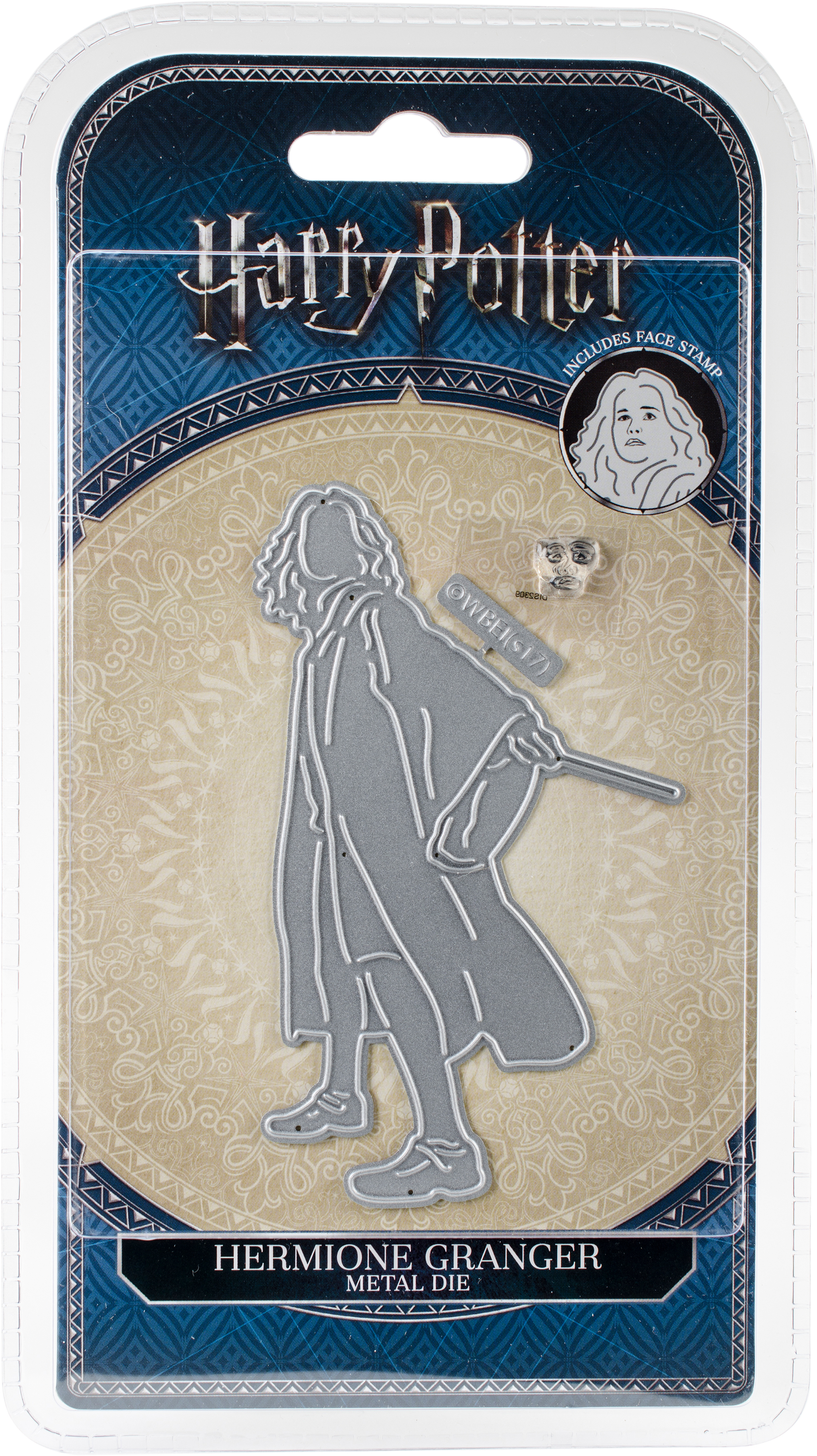 ^Harry Potter Hermione Granger Metal Die