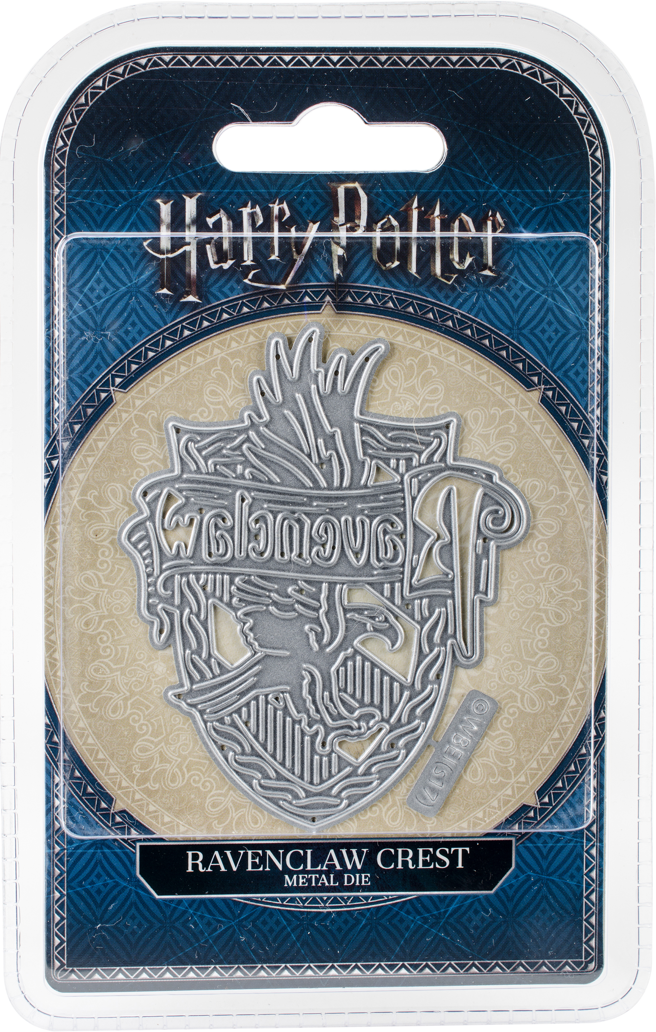 ^Harry Potter Ravenclaw Crest Metal Die