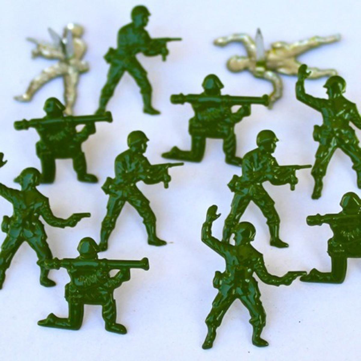 EO Army Brads