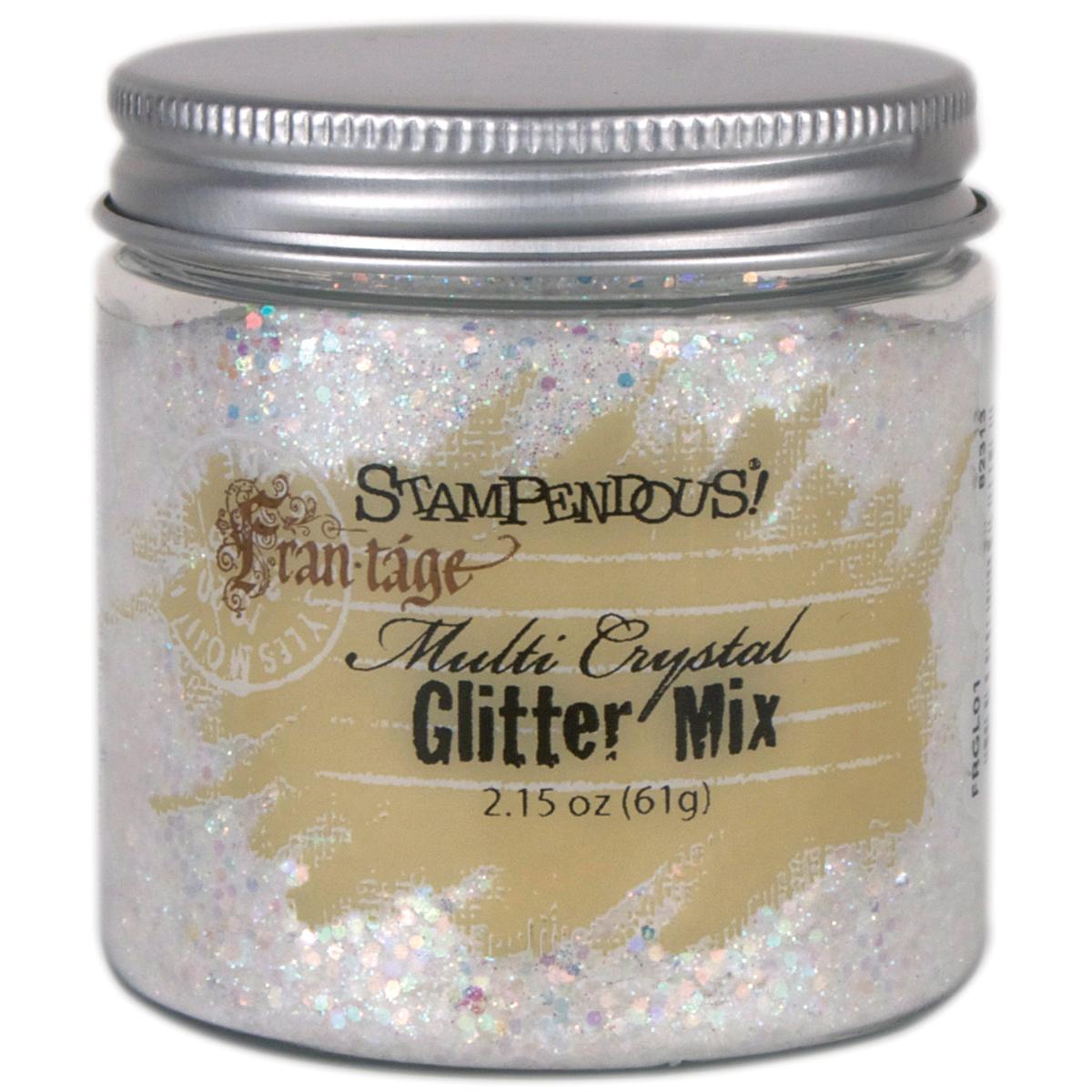 Crystal Glitter Mix