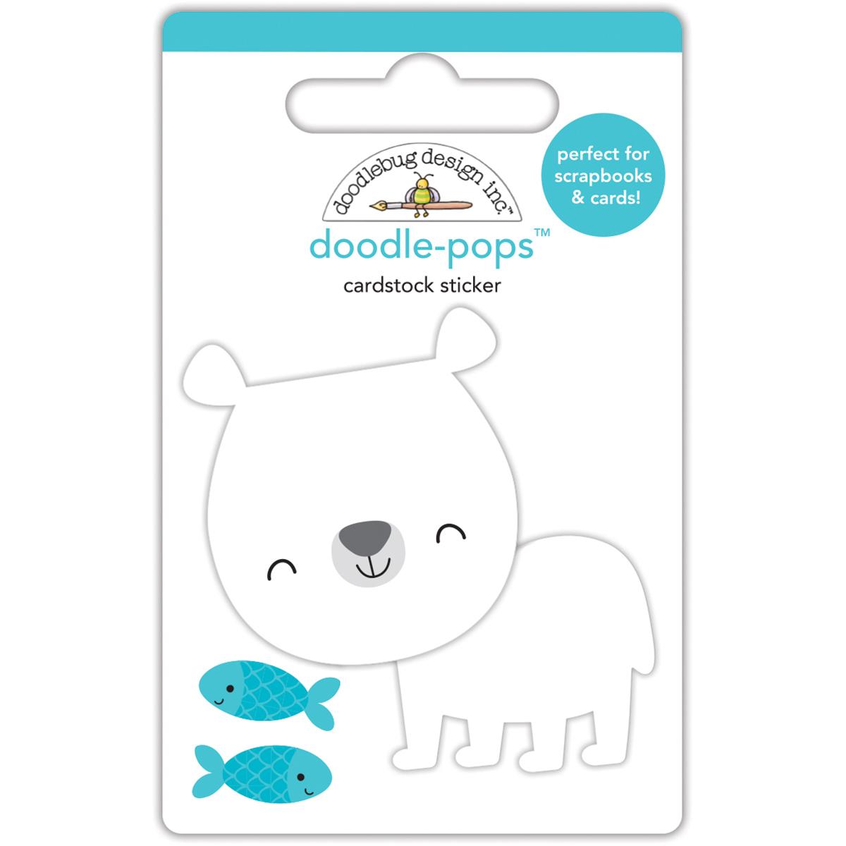 Doodlebug Polar Bear