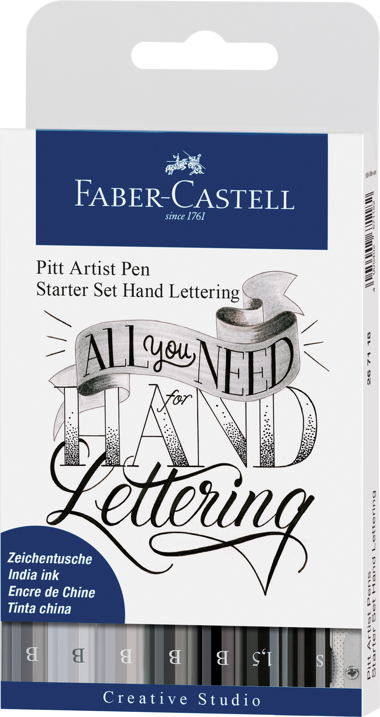 FC All You Need for Hand Lettering