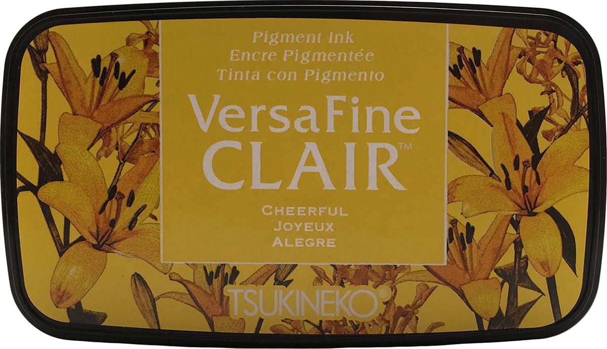 VersaFine Clair Ink Pad-Cheerful