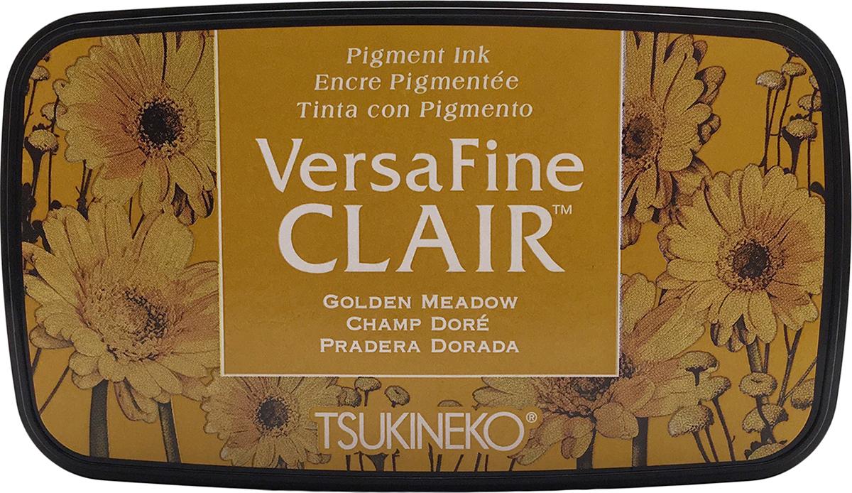 VersaFine Clair Ink Pad-Golden Meadow