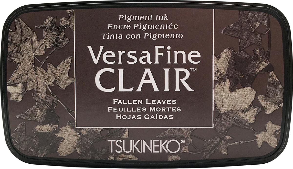 VersaFine Clair Ink Pad-Fallen Leaves