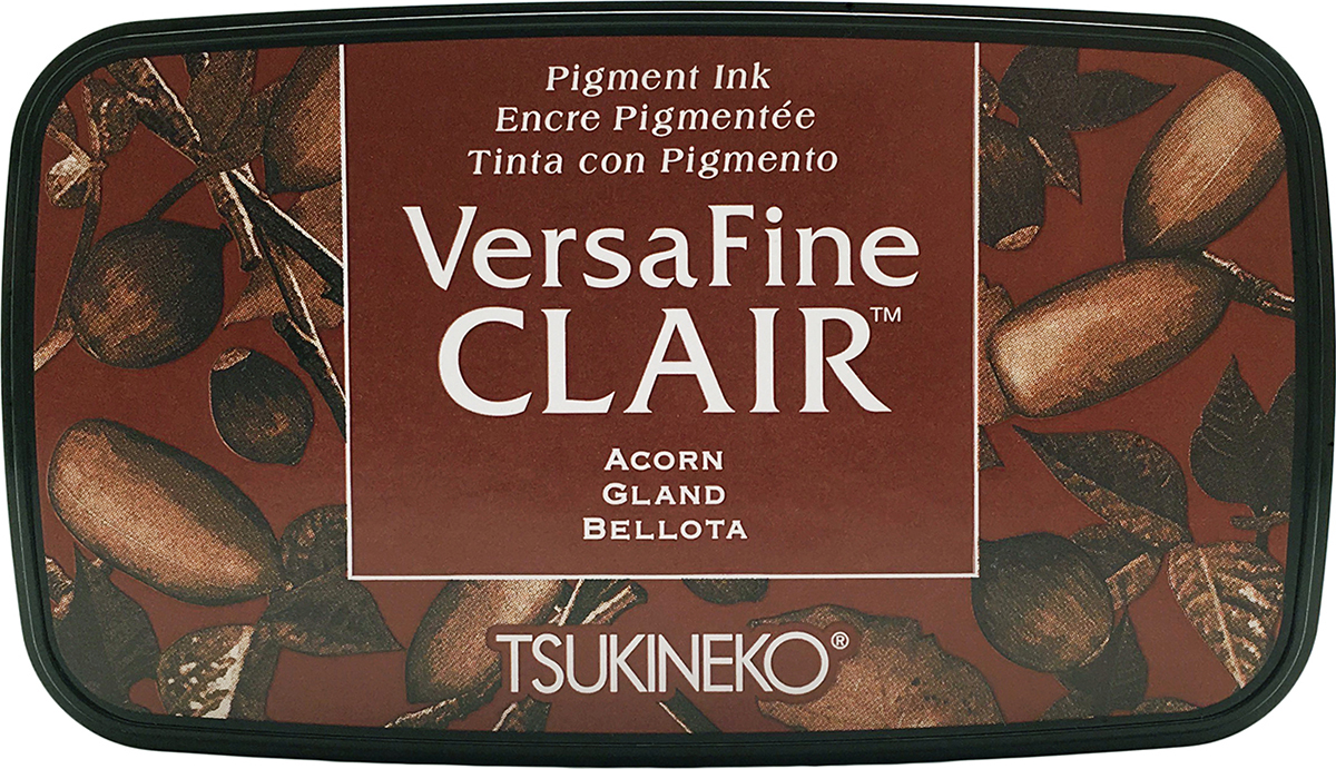 VersaFine Clair Ink Pad-Acorn