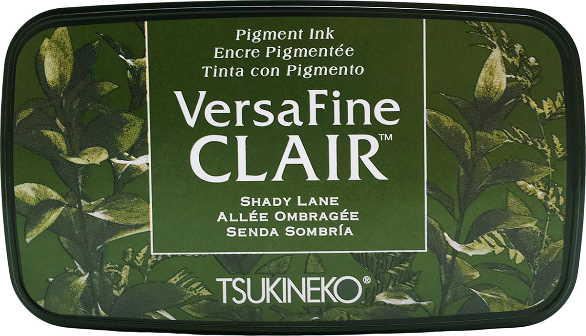 VersaFine Clair Ink Pad-Shady Lane