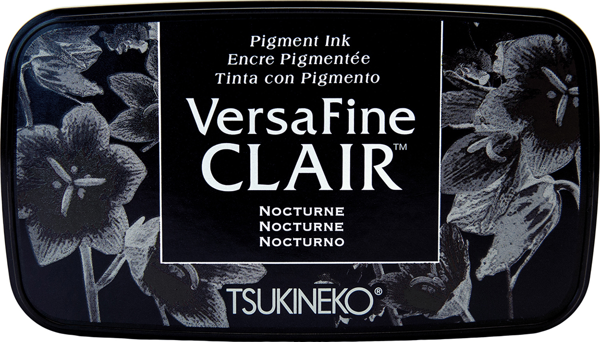 VersaFine Clair Ink Pad-Nocturne