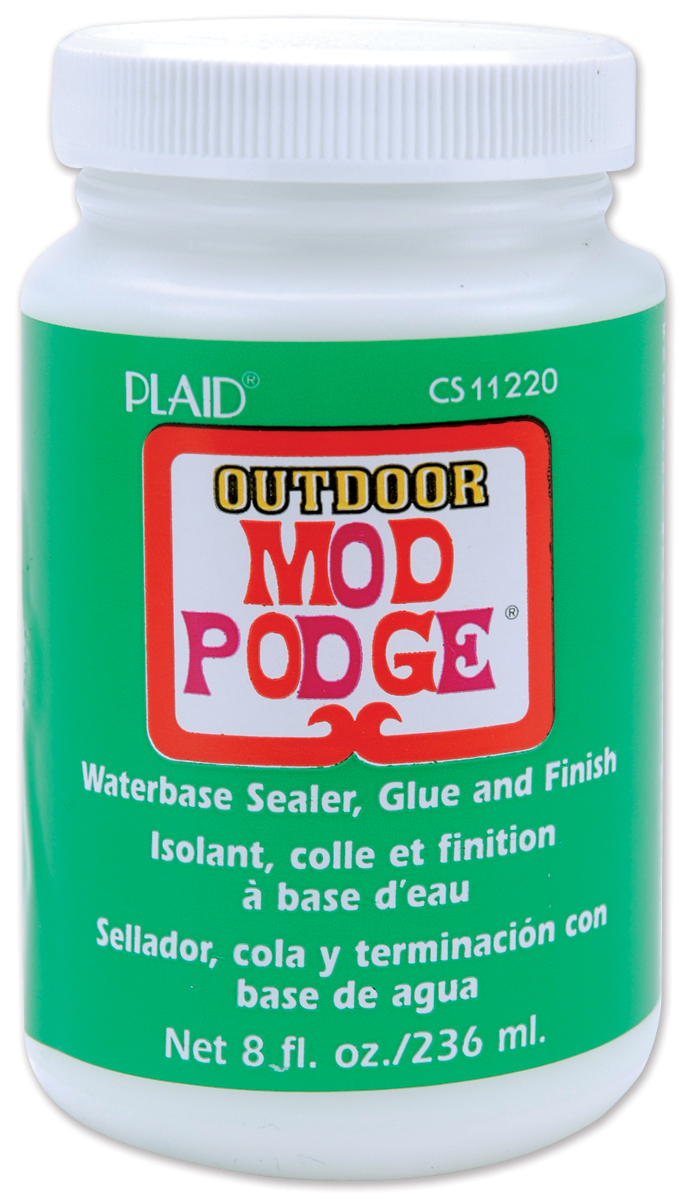 Mod Podge Outdoor Finish-8oz