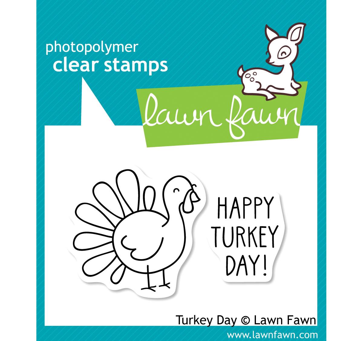 Turkey Day Stamps