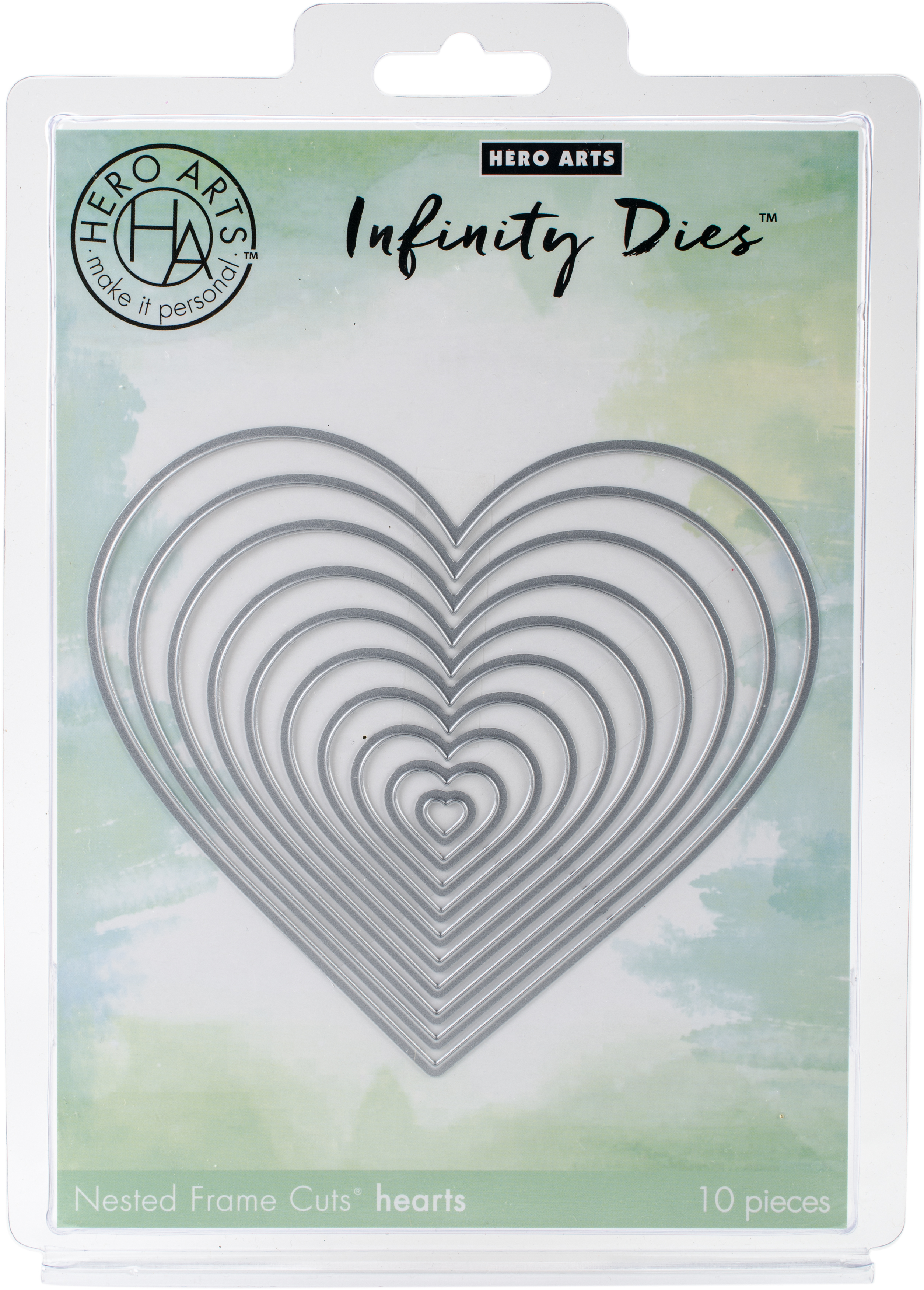 HEARTS    -INFINITY DIES