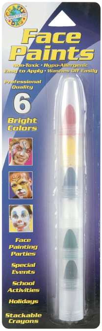 Bright - Face Paint Stackable