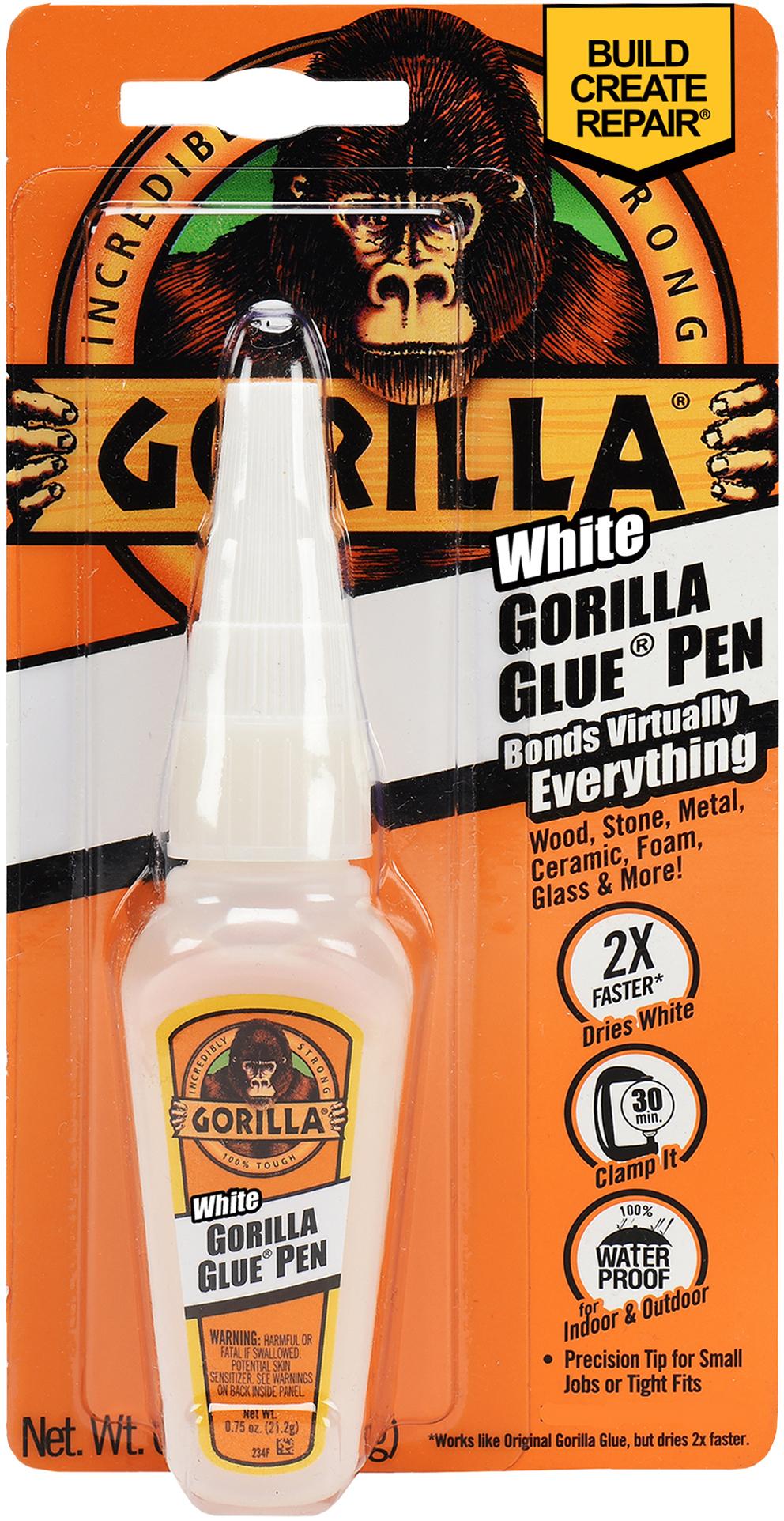 Gorilla Glue White Pen-.75oz