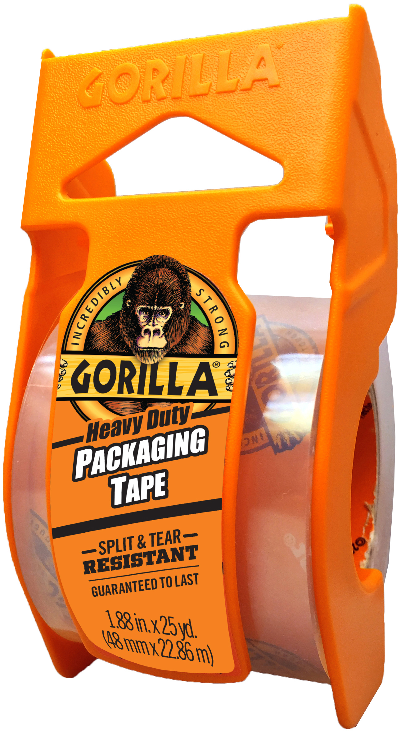 Gorilla Heavy Duty Packaging Tape 1.88X25yd-Mini