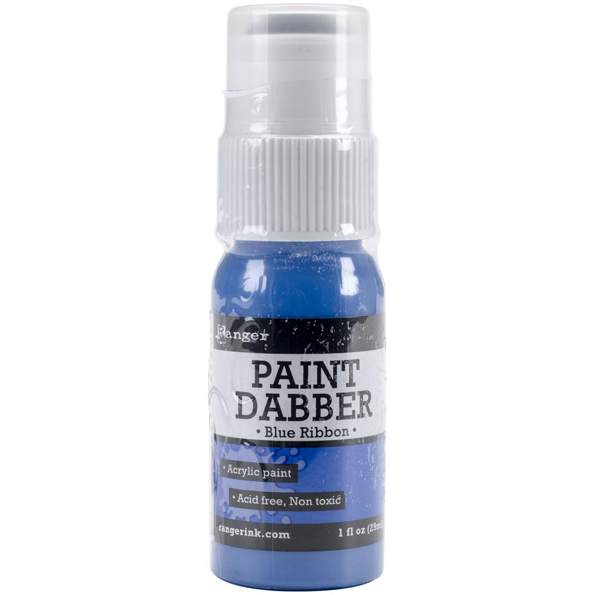 Paint Dabber Blue Ribbon