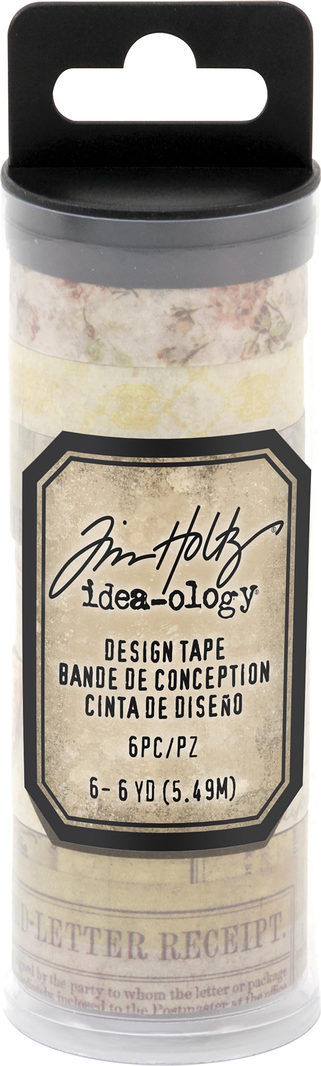 Design Tape - Remnants