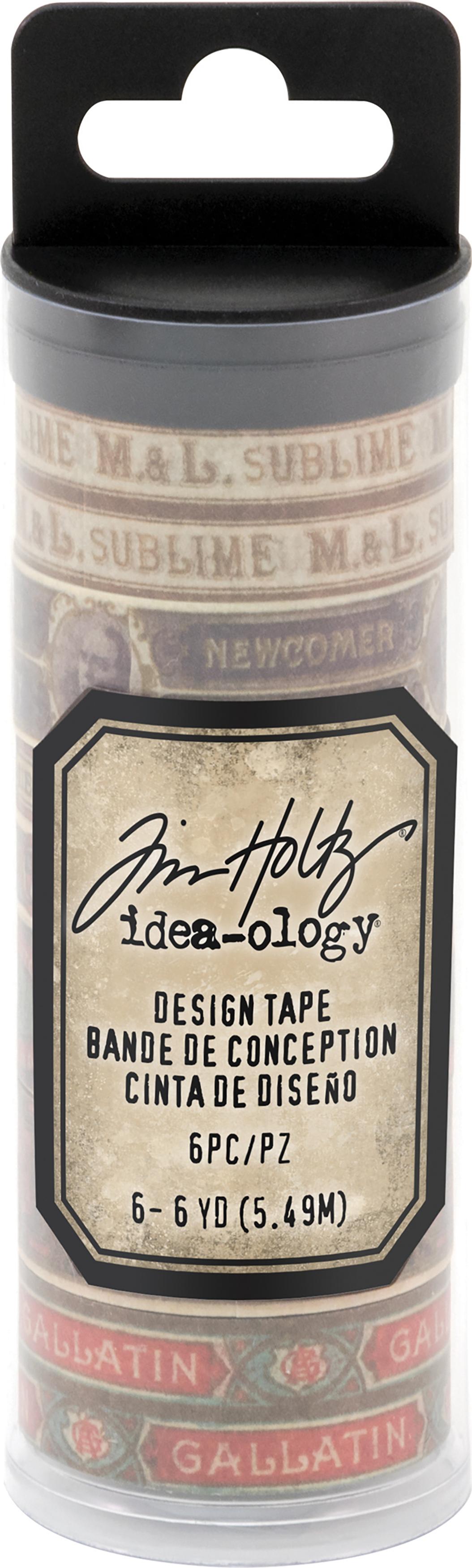 Design Tape - Humidor
